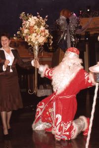 28 Дед Мороз признается в любви